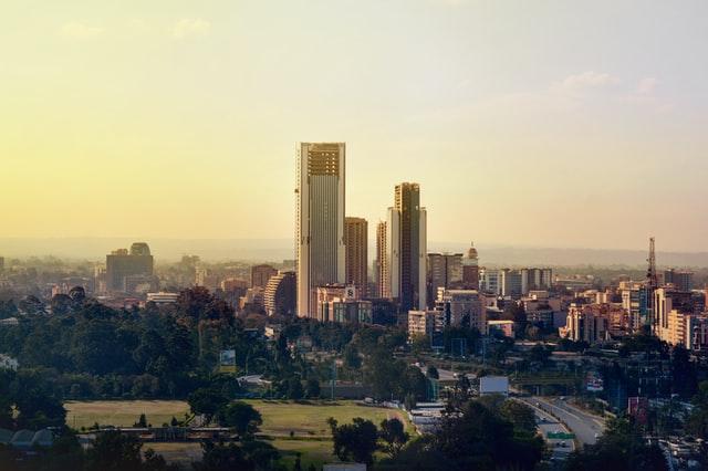 city of kenya