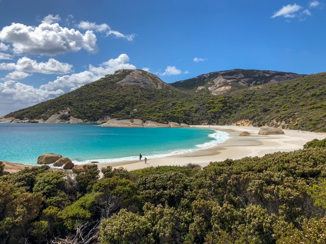 Two Peoples Bay Nature Reserve, Australia